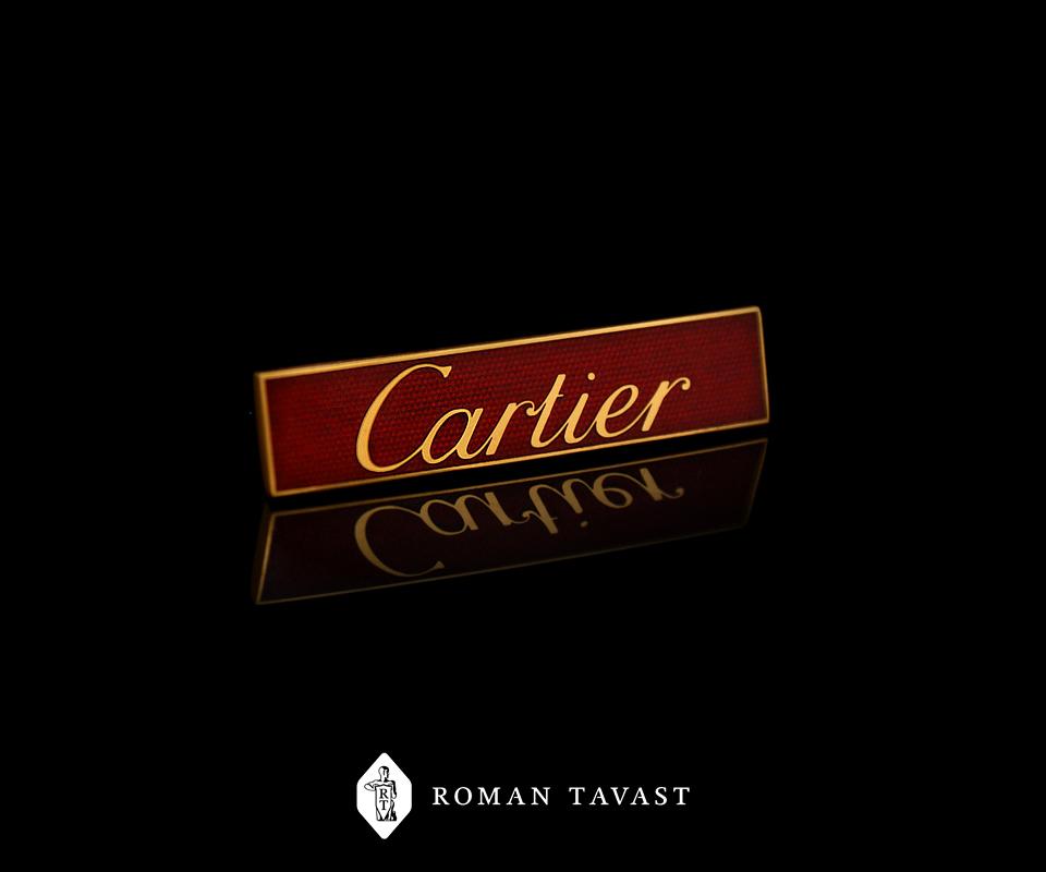 Cartierin logopinssi
